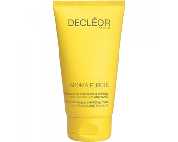 Decleor Aroma Purete 2in1 Purifying & Exfoliating Mask 50ml