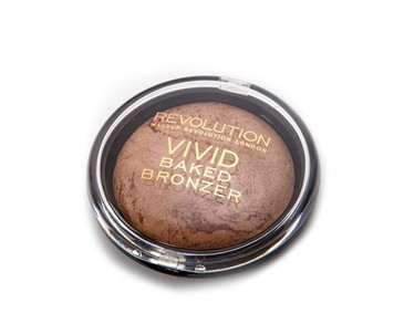 Makeup Revolution Baked Bronze - Ready To Go