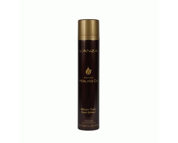 Lanza Healing Oil Brush Thru Hair Spray 350ml