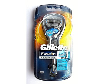 Gillette Fusion Proshield Chill With Flexball Technology