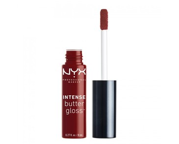 NYX PROF. MAKEUP Intense Butter Gloss - Chocolate Apple