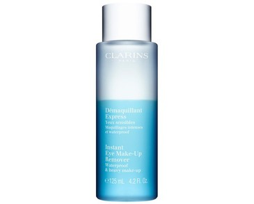 Clarins Instant Eye Make-Up Remover Waterproof 125ml
