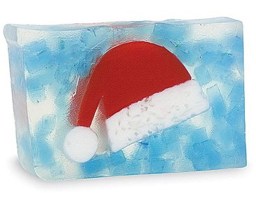 Primal Elements Bar Soap Santa's Cap 170g