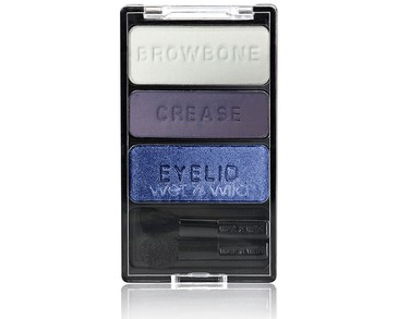 Wet n Wild Color Icon Eyeshadow Trio Can't Touch This 1,7g