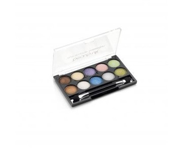 Beauty UK Eyeshadow Palette No.1 - Pastels