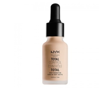 NYX PROF. MAKEUP Total Control Drop Foundation - Light Ivory 13ml