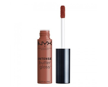 NYX PROF. MAKEUP Intense Butter Gloss - Chocolate Crepe
