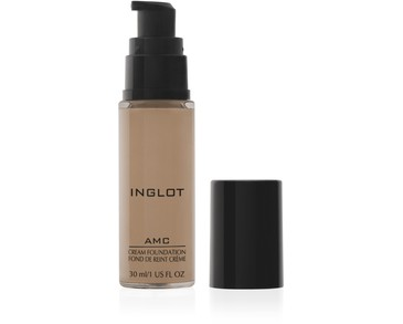 INGLOT AMC CREAM FOUNDATION NF LW500