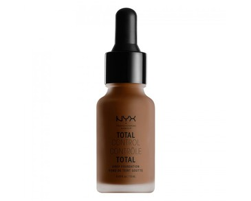 NYX PROF. MAKEUP Total Control Drop Foundation - Deep Espresso 13ml