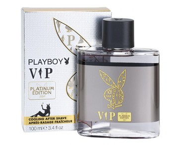 Playboy VIP Platinum Edition After Shave 100ml