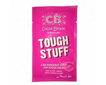 Cocoa Brown Tough Stuff 3in1 Body Scrub 50ml