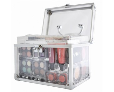 Makeup Box Transparent Complet Make Up Palette