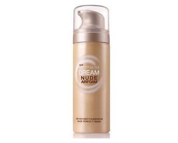 Maybelline Dream Nude Airfoam 010 Ivory 50ml