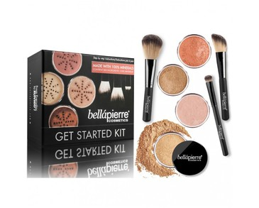 Bellapierre Get Started Kit - Dark