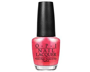 OPI Nail Lacquer Can't Hear Myself Pink! 15ml