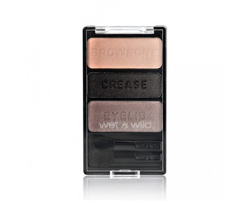Wet n Wild Color Icon Eyeshadow Trio Silent Treatment 1,7g