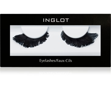 INGLOT DECORATED FEATHER EYELASHES 41F