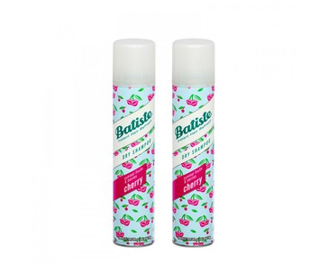 2-pack Batiste Dry Shampoo Cherry 200ml