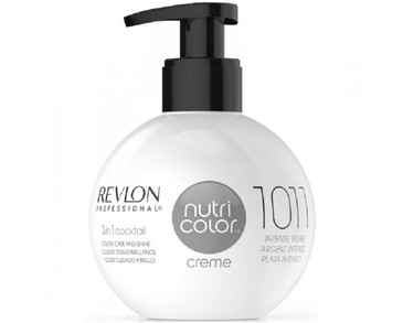 Revlon Nutri Color Creme 1011 Intense Silver 270ml