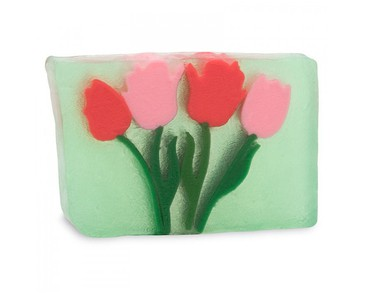 Primal Elements Bar Soap Tulips 170g