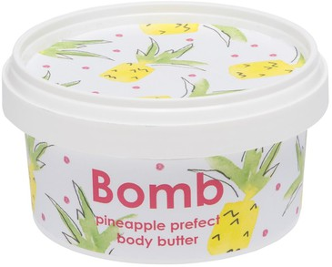 Bomb Cosmetics Body Butter Pineapple Prefect 210ml