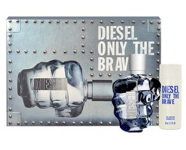 Giftset Diesel Only the Brave Edt 35ml + Shower Gel 50ml