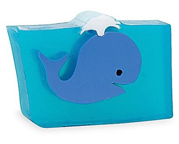 Primal Elements Bar Soap Blue Whale 170g