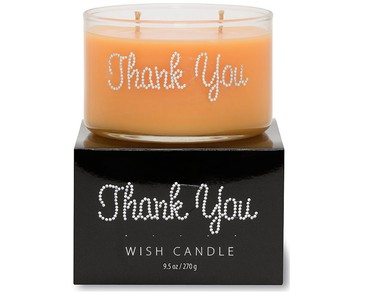 Primal Elements Wish Candle Thank You