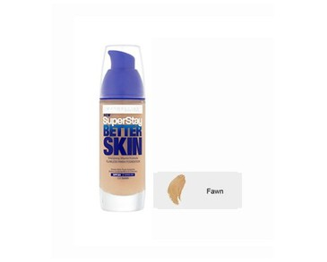 Maybelline SuperStay Better Skin Foundation 30ml 40 Fawn