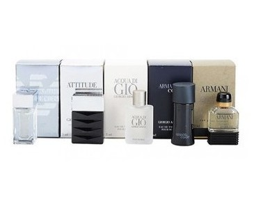 Giftset Armani Mini Set