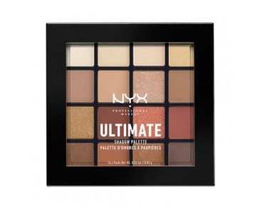 NYX PROF. MAKEUP Ultimate Shadow Palette - Warm Neutrals