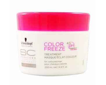 Schwarzkopf BC Color Freeze Treatment 200ml