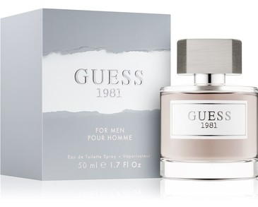 Guess 1981 for Men edt 50ml