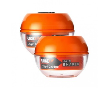 2-pack Fudge Hair Shaper 75g
