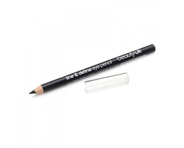 Beauty UK Line & Define Eye Pencil No.1 - Black