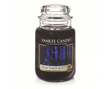 Yankee Candle Classic Large Jar Dreamy Summer Nights Candle 623g