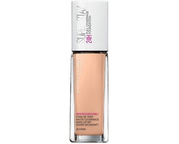 Maybelline Superstay 24H Foundation - 40 Fawn