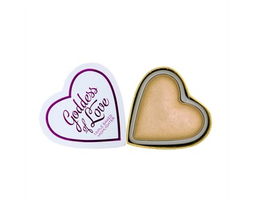 Makeup Revolution I Heart Revolution - Golden Goddess Highlighter