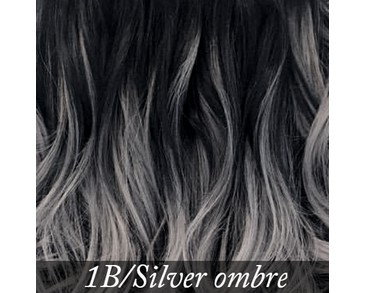 Tejpextensions Shatush/Ombre - 1B/Silver