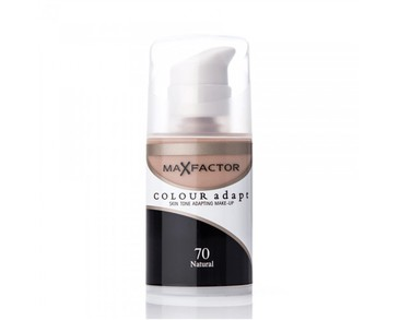 Max Factor Colour Adapt Foundation 70 Natural