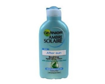 Garnier Ambre Solaire After Sun Soothing Hydrating Lotion