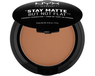 NYX PROF. MAKEUP Stay Matte Not Flat Powder Foundation - Cocoa