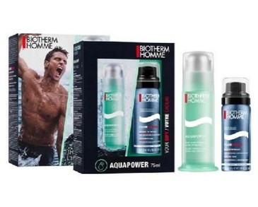 Giftset Biotherm Homme Aquapower