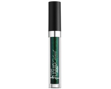 Wet n Wild MegaLast Liquid Catsuit Metallic Eyeshadow Emerald Gaze