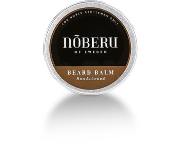 Nõberu Beard Balm - Sandalwood - Travel Size