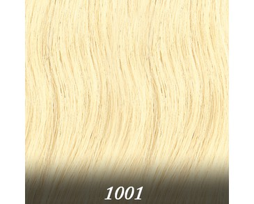 Clip-on Naturfärger - 1001.Golden Platinum Blond