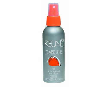Keune Sun Sublime Oil 125ml