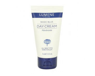 Lumene Basic Blue Day Cream 75ml - All Skin Types