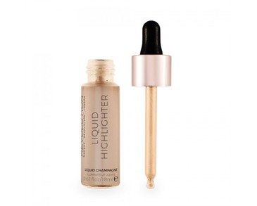 Makeup Revolution Liquid Highlighter Liquid Champagne