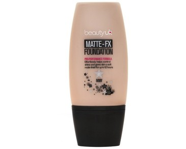 Beauty UK Matte FX Foundation - No.2 Natural